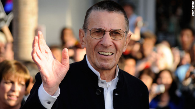 Leonard Nimoy, 82, says he has been diagnosed with chronic obstructive pulmonary disease, 30 years after giving up cigarettes.