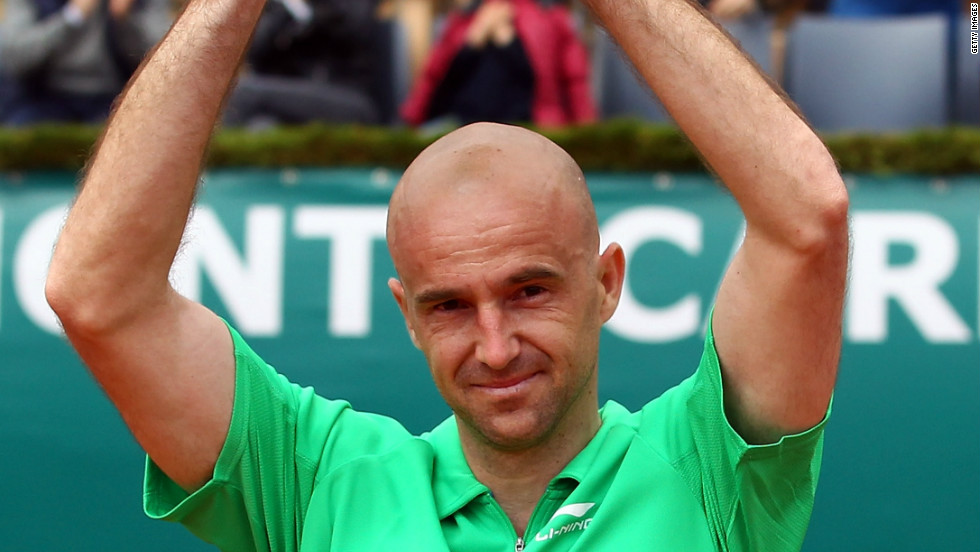 Recently-retired tennis star Ivan Ljubicic says the biggest challenge at Madrid isn't the clay -- it's the altitude. Balls fly faster through  thinner air, and Madrid is 650 meters above sea level.