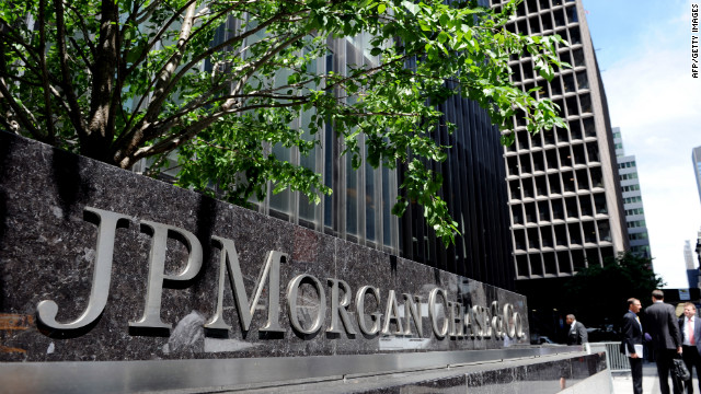 JP Morgan is employing intelligence methods to identify potential rogue traders among its 250,000-strong staff.