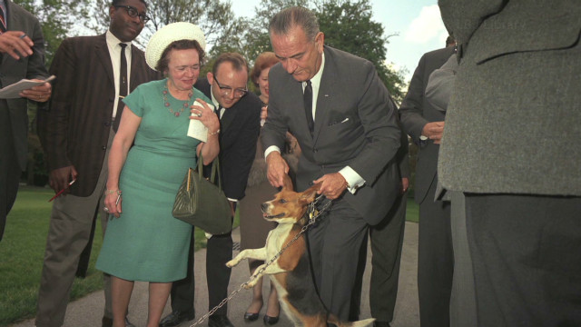 A brief history of presidential pets