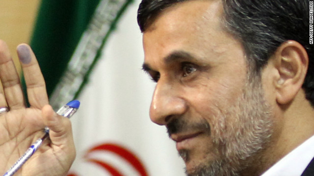 "While seeming to tone down the rhetoric, Mahmoud Ahmadinejad nonetheless spoke of ""crimes"" of the ""Zionist regimes."""
