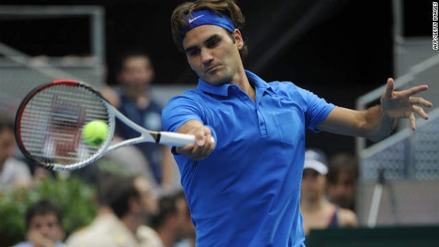 Roger Federer will be number two in the world in the new rankings released on Monday.