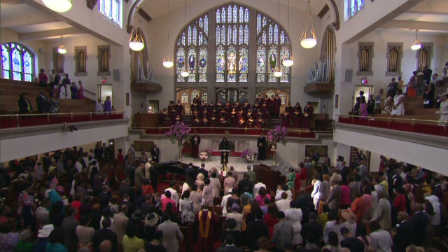 Black pastors speak on same-sex marriage