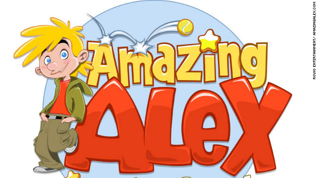 """Amazing Alex"" is Rovio Entertainment's new game and is a rebranding of ""Casey's Contraptions,"" which Rovio bought."