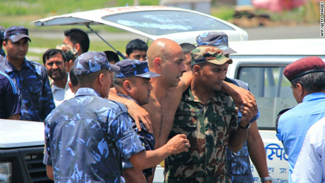 Six passengers survive Nepal crash