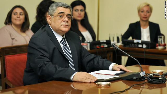 Far-right Greek politicians arrested