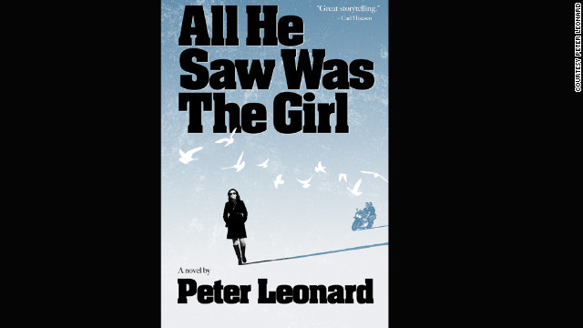 """All He Saw Was the Girl"" comes out in paperback Tuesday."