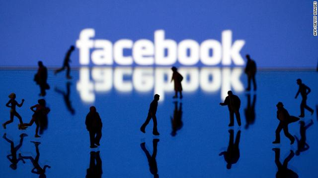 Facebook's rise to the top