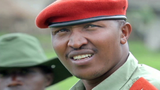 ICC chief: Ntaganda needs to be arrested