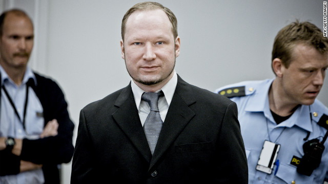 Right-wing extremist Anders Behring Breivik killed dozens of people in co-ordinated attacks in Norway on July 22, 2011.