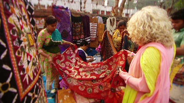 Fashioning Delhi's delights
