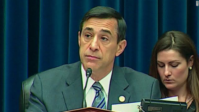 House Oversight Committee Chairman Darrell Issa wants more documents from the Justice Department.