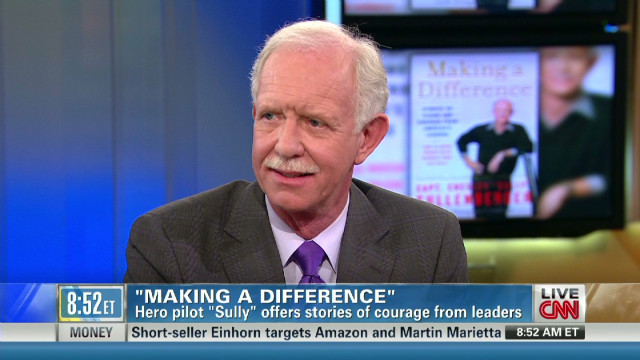 Sullenberger on importance of leadership