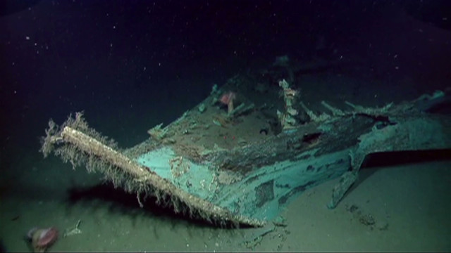 Camera captures 19th century shipwreck