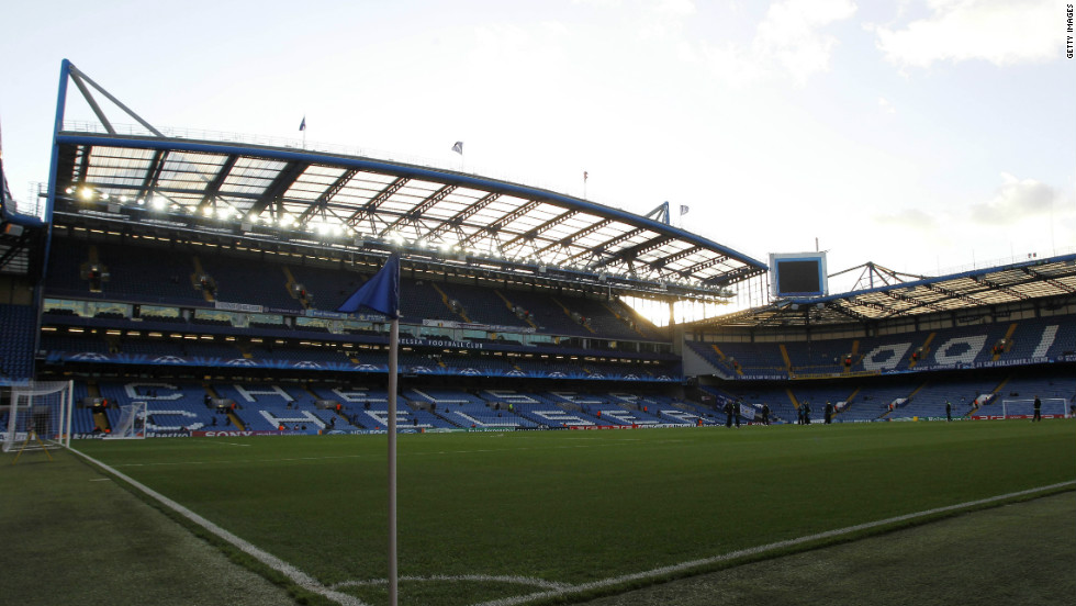 Chelsea's Stamford Bridge, on the other hand, has a capacity of just 41,837 -- but the English club has similar matchday revenue to Bayern due to higher ticket prices. However, owner Roman Abramovich is seeking to move to a bigger stadium.