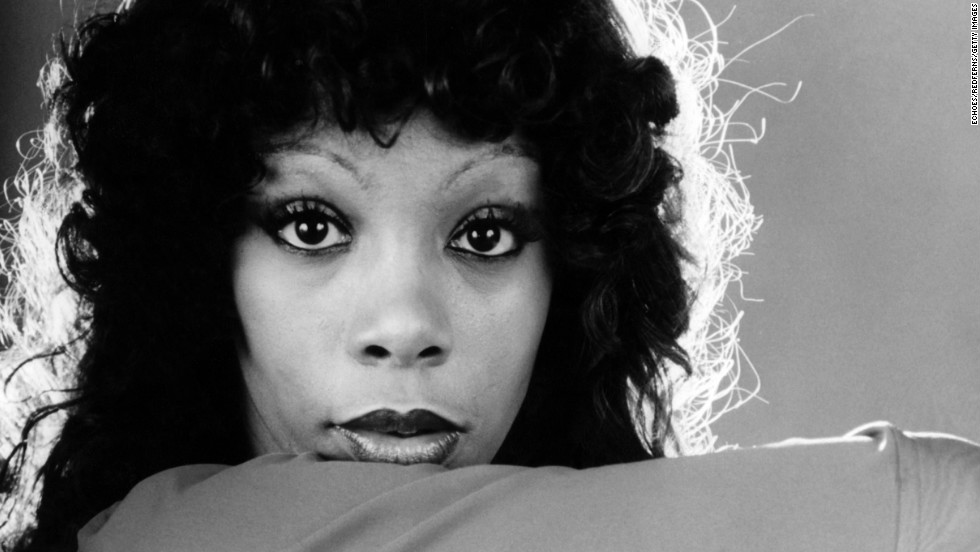 "<a href=""http://www.cnn.com/2012/05/17/showbiz/donna-summer-dead/index.html"" target=""_blank"">Donna Summer</a>, the ""Queen of Disco"" whose hits included ""Hot Stuff,"" ""Bad Girls,"" ""Love to Love You Baby"" and ""She Works Hard for the Money,"" died May 17. She was 63."