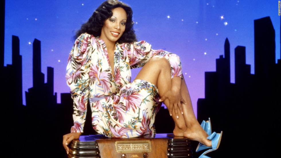 "Summer broke out of the disco mold with her 1979 album ""Bad Girls."""