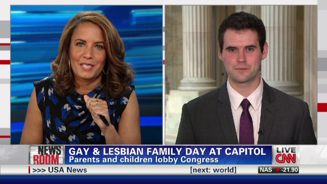 Gay and Lesbian Family Day at Capitol