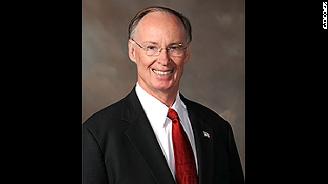 "Alabama Gov. Robert Bentley responded to the ruling by saying, ""I will always fight for the rights of the unborn."""