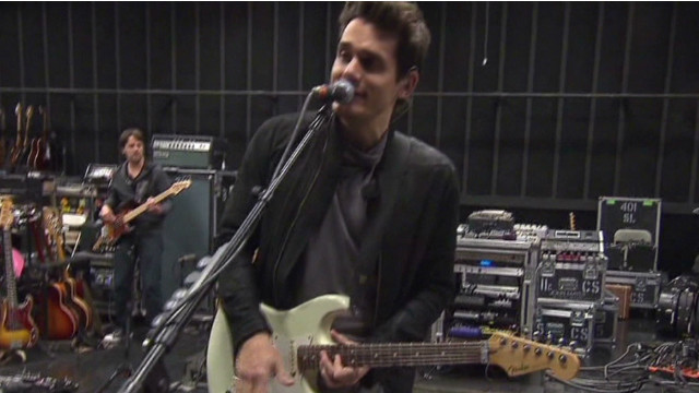 John Mayer opens up about exes