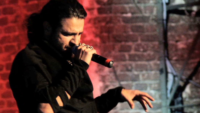Death threats over Iranian rapper's work