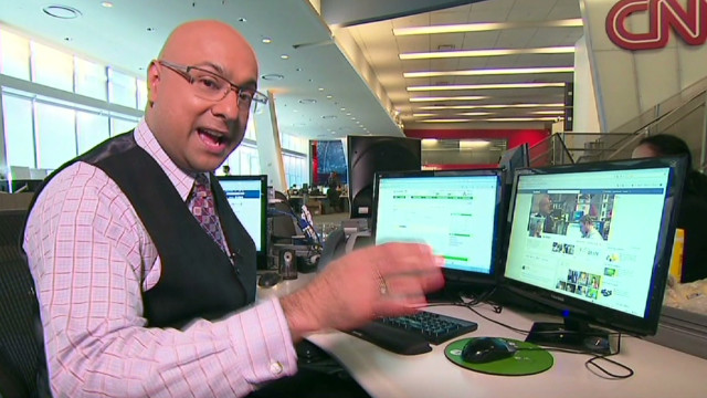 Velshi on how to get in on Facebook