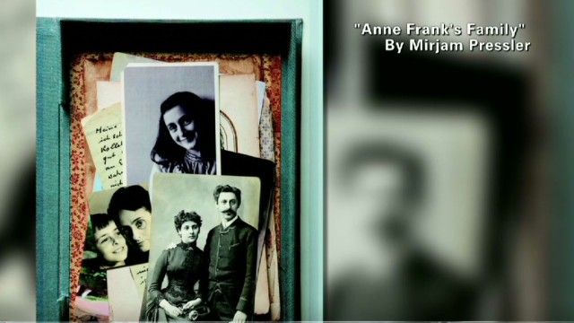 Anne Frank's cousin publishes letters