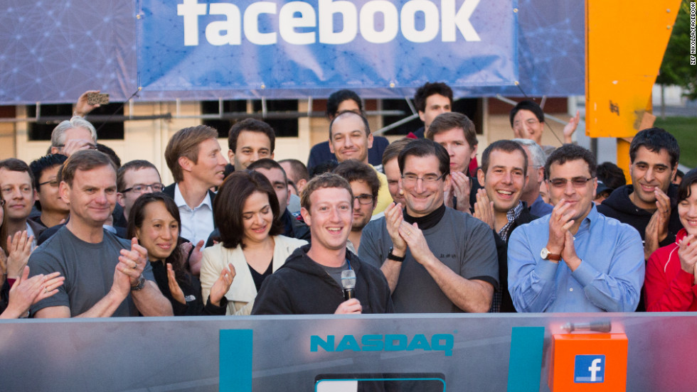 But when Facebook went public on May 18, 2012, Zuckerberg was back to his hoodie-wearing ways.