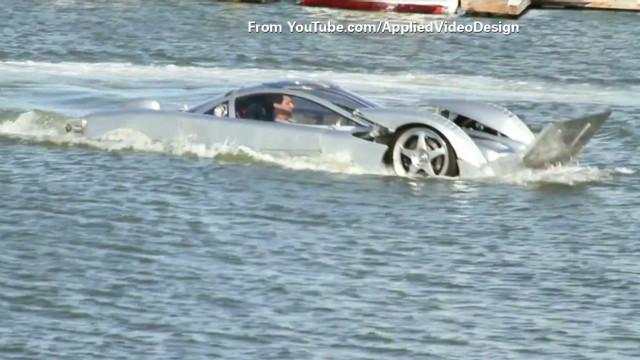 amphibious car newyork_00002708