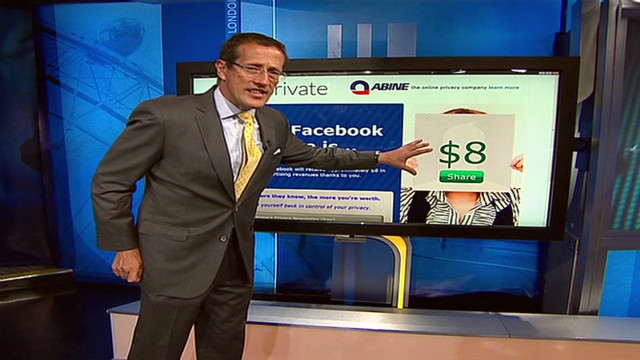 What's your Facebook worth?