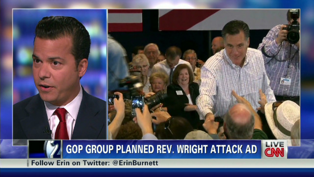 GOP Super PAC: Rev. Wright attack ad