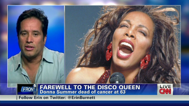 Remembering a Disco queen