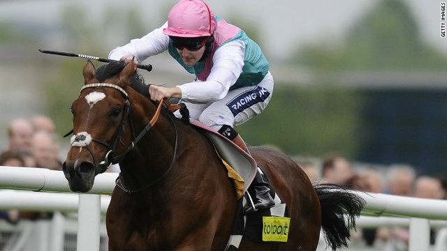 Newbury has proved a happy hunting ground for Frankel and jockey Tom Queally.