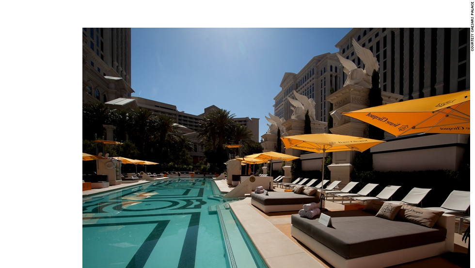 "Memorial Day weekend in Las Vegas is one of the busiest times of the year, along with New Year's Eve. Parties held around the resorts' elaborate pools are big events. Grab a chair at the posh Venus Pool Club at Caesars Palace to get in on the action. <a href=""http://www.budgettravel.com/slideshow/photos-12-memorial-day-getaways,7260/?cnn=yes  "" target=""_blank"">See more photos at BudgetTravel.com</a>."