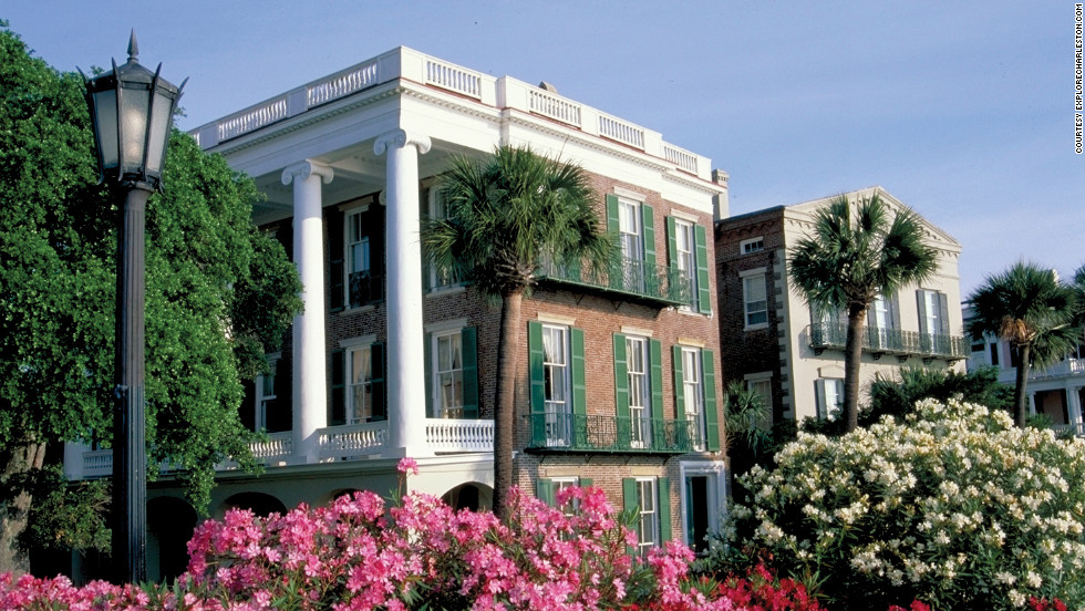 9. Charleston/North Charleston/Summerville, South Carolina