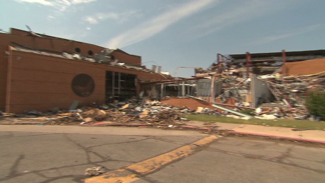 Graduating one year after Joplin tornado