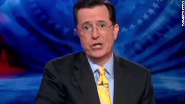 Colbert's super PAC inspires cat spinoff