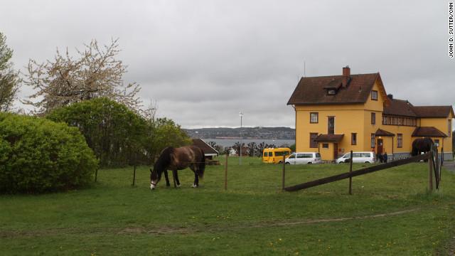 Inside Norway's prison system