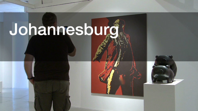Explicit Zuma painting shocks S. Africa