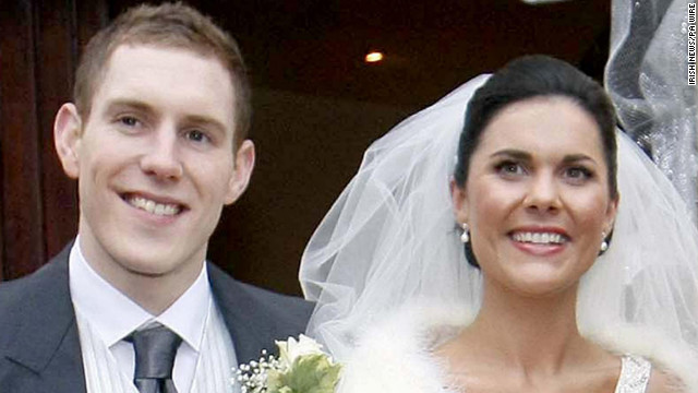2011: Gaelic football star's wife killed