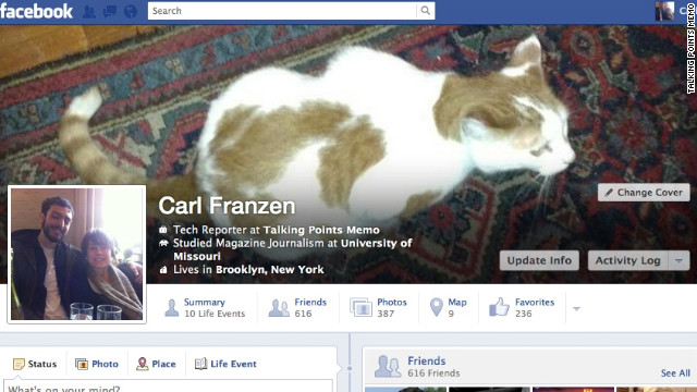 Do you hate Facebook's Timeline format? Changes may be on the way.