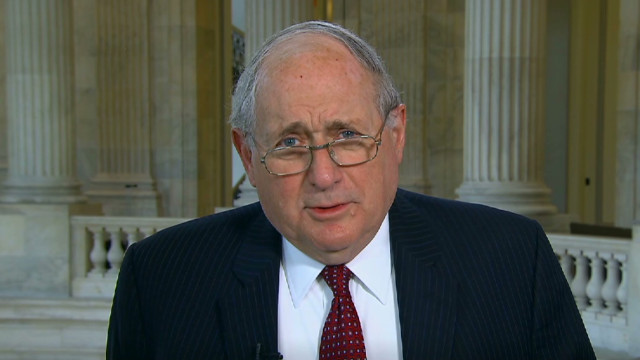 Sen. Levin talks counterfeit part risk