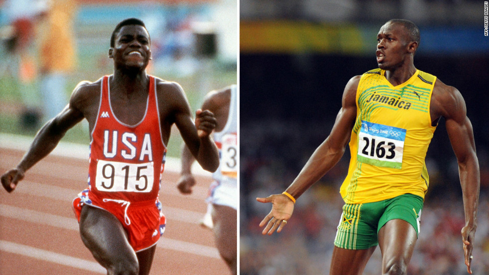 The scandal also detracted from Carl Lewis' achievements. He became the first man to defend a 100 meter Olympic title. At London 2012 Jamaican sprinter and world 100 meter record holder Usain Bolt will attempt to emulate the American.