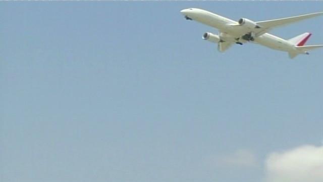 First S.C.-built Dreamliner lifts off