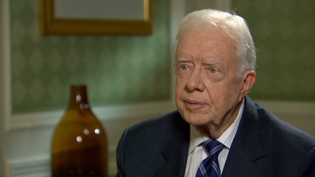 idesk intv pres jimmy carter on egypt elections_00002029