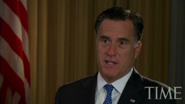 Romney says he'll lower unemployment