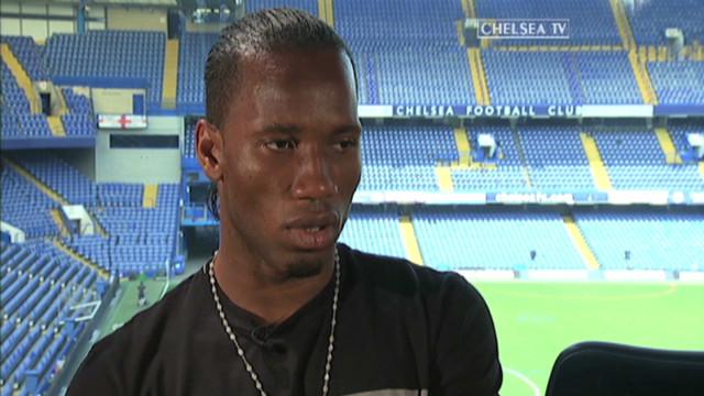 Didier Drogba leaves Chelsea