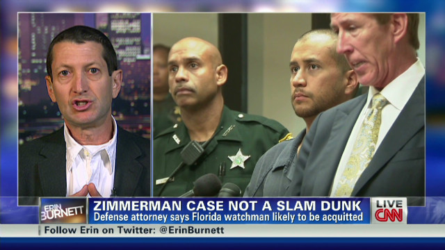Criminal expert: Zimmerman will go free