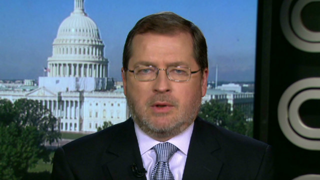 Grover Norquist weighs in on CBO report