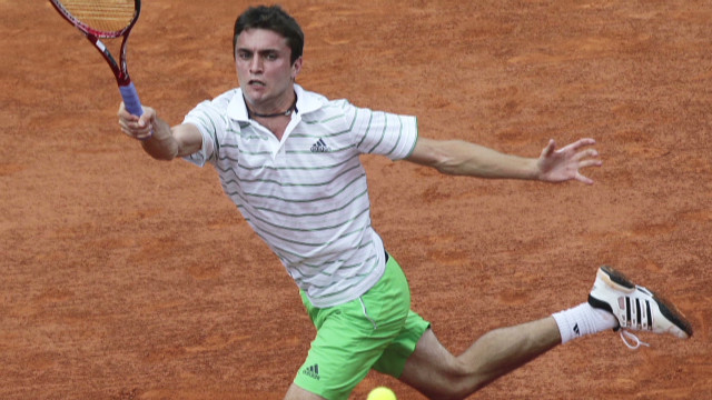 Gilles Simon's endurance advantage